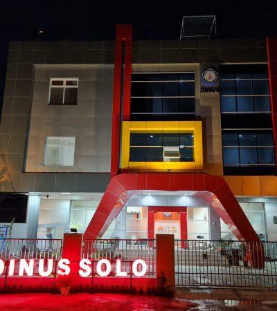 Alamat baru Kampus Pusat Dian Nusantara Surakarta