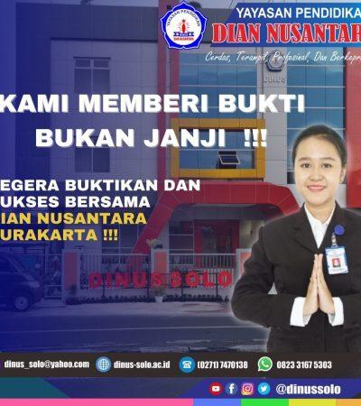 """""""Sukses Bersama Dian Nusantara Surakarta"""""""